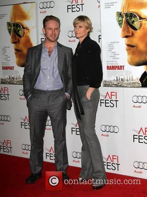 Ben Foster, Robin Wright at the AFI Fest 2011 screening of Rampart Held At Grauman's Chinese Theatre Los Angeles, California...