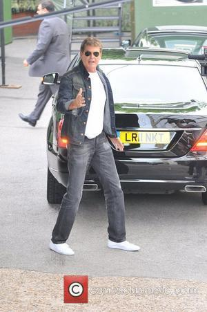 David Hasselhoff Makes Huge Donation To Kids' Hospice