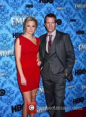 Thomas Jane and Kaitlin Doubleday Boardwalk Empire season 2 Premiere at the Ziegfeld theater New York City, USA - 14.09.11