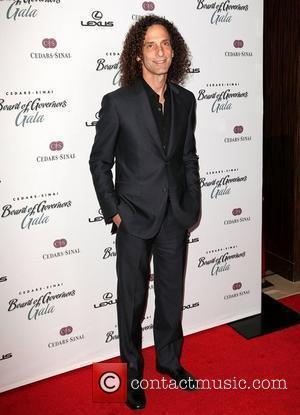 Kenny G Setting Sail For Alaska In 2013