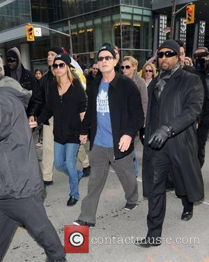 Charlie Sheen Dumped By 'Goddess'