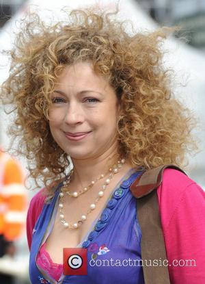 Alex Kingston's Revenge On Overly-passionate Actor