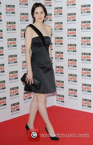 Michelle Dockery  The 2011 Jameson Empire film Awards held at Grosvenor House - Arrivals. London, England - 27.03.11