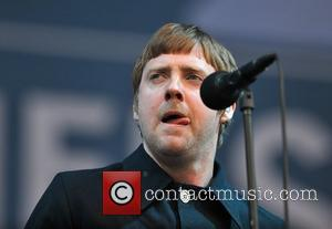 Ricky Wilson of the 'Kaiser Chiefs' Hard Rock Calling held at Hyde Park - Day 1. London, England - 24.06.11