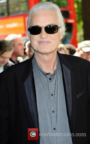 Jimmy Page The 2011 Ivor Novello Awards at Grosvenor House - Arrivals London, England - 19.05.11