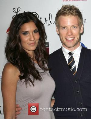 Daniela Ruah and Barrett Foa Les Girls Enticing 11th Annual Cabaret Event  - arrivals held at Avalon Hollywood, California...