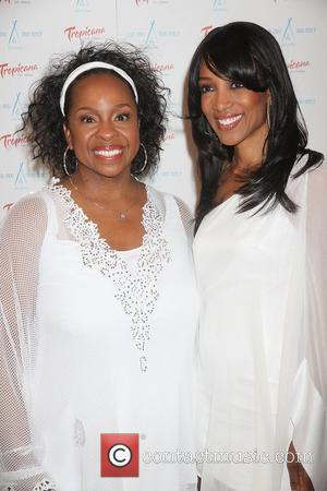 Gladys Knight, Shaun Robinson Nikki Beach holds a White Party to celebrate its grand opening at the Tropicana Las Vegas,...