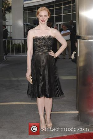 Deborah Ann Woll  at the premiere of HBO's True Blood Season 4 at ArcLight Cinemas Cinerama Dome  Los...