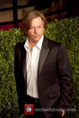 David Spade 2011 Vanity Fair Oscar Party at the Sunset Tower Hotel Hollywood, California - 28.02.11