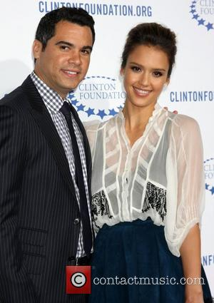 Cash Warren and Jessica Alba The Clinton Foundation's 'A Decade Of Difference' Gala at The Hollywood Palladium  Los Angeles,...