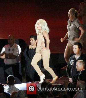 Lady Gaga Enjoyed 'Marilyn Moment' At Clinton Concert