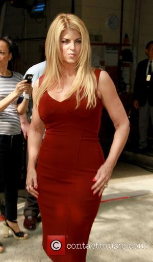 Kirstie Alley Brushes Off Toyboy Report