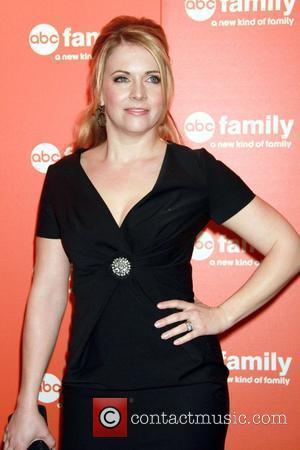 Melissa Joan Hart ABC Family 2011 Upfront Party at Beauty & Essex  New York City, USA - 11.03.11