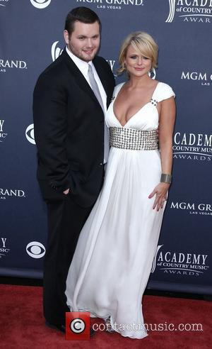 Luke Lambert, Miranda Lambert The Academy of Country Music Awards 2011 at MGM Grand Garden Arena - Arrivals Las Vegas,...