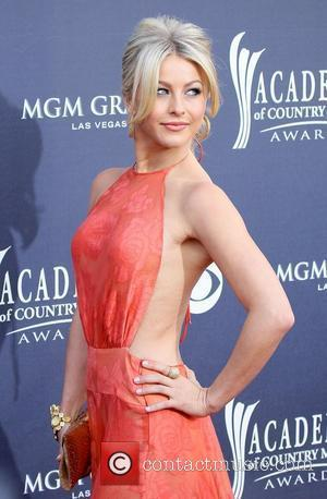 Julianne Hough The Academy of Country Music Awards 2011 at MGM Grand Garden Arena - Arrivals Las Vegas, Nevada -...
