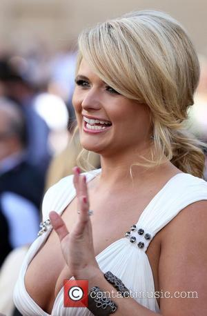Miranda Lambert The Academy of Country Music Awards 2011 at MGM Grand Garden Arena - Arrivals Las Vegas, Nevada -...