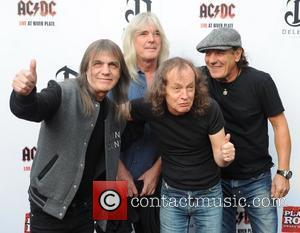 AC/DC Finally Announce North American Dates For The 'Rock or Bust' World Tour