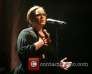Sick Adele Scraps Shows On North American Tour