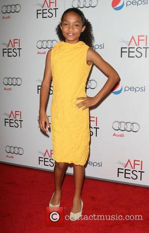Yara Shahidi AFI Fest 2011 Premiere of Butter held At Grauman's Chinese Theatre Hollywood, California - 06.11.11