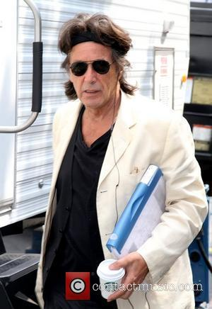 Pacino's Daughter Arrested