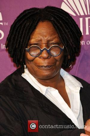 Whoopi Goldberg Watches Daughter Renew Wedding Vows