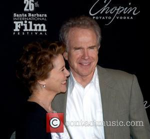 Annette Bening and Warren Beatty The American Riviera Awards Presentation held during the Santa Barbara International Film Festival at the...