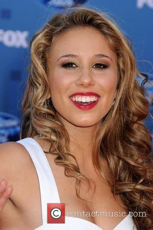 Haley Reinhart The 2011 American Idol Finale at the Nokia Theater at LA Live  Los Angeles, California - 25.05.11