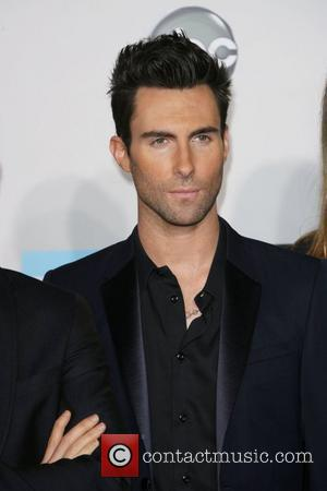 Adam Levine's Rep Blasts Aguilera Ama Bust-up Rumour
