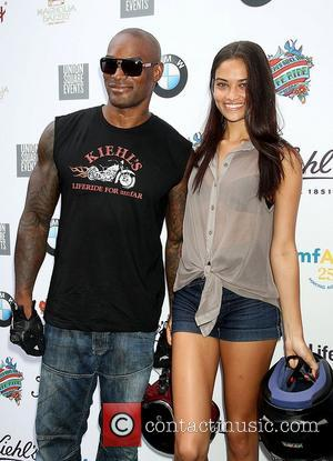Tyson Beckford, Shanina Shaik  Kiehl's hosts LifeRide for amfAR Block Party at their New York Flagship Store New York...