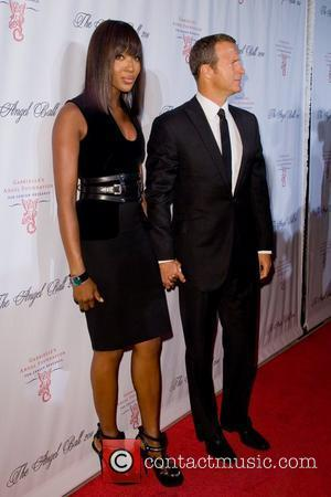Charitable Naomi Campbell And Olivier Martinez Honoured By United Nations