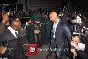 Lady Gaga Splits From Luc Carl