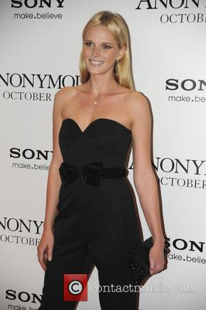 Anne V 'Anonymous' screening at the The Museum of Modern Art New York City, USA - 20.10.11