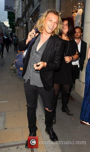 Jamie Campbell Bower attends Emporio Armani Summer Garden Live in association with Atlantic Records  London, England – 30.06.11