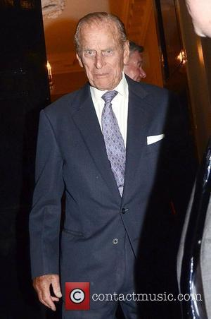 Prince Philip Recovering After Emergency Surgery