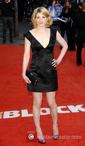 Jodie Whittaker  at the UK premiere of 'Attack The Block' at Vue West End. London, England - 04.05.11