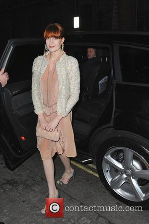 Florence Welch Audi ballet evening held at the Royal Opera House London, England - 10.03.11  This is a PR...