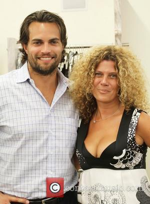 Scott Elrod, Sophie Wizmann Official launch party of the 'Lova Tee-Shirt Company', held at at Babakul at Fred Segal Santa...