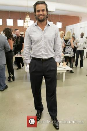 Scott Elrod Official launch party of the 'Lova Tee-Shirt Company', held at at Babakul at Fred Segal Santa Monica, California...