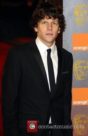 Jesse Eisenberg Orange British Academy Film Awards (BAFTAs) held at the Royal Opera House - Arrivals. London, England - 13.02.11