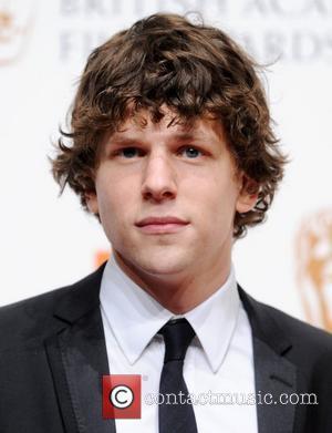 Jesse Eisenberg  Orange British Academy Film Awards (BAFTAs) held at the Royal Opera House - Press Room London, England...