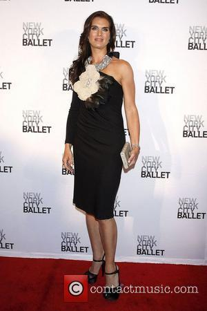 Brooke Shields  New York City Ballet's Spring Gala held at the David H. Koch Theater at Lincoln Center -...