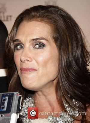 Brooke Shields New York City Ballet's Spring Gala held at the David H. Koch Theater at Lincoln Center - Arrivals...