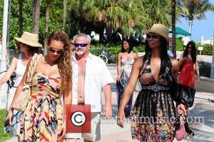 VH1 Basketball Wives' Evelyn Lozada and Jennifer Williams  AMG Beach Polo World Cup - Day 3 Miami Beach, Florida...