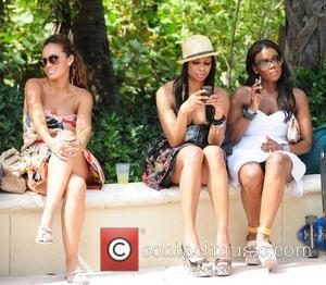 VH1 Basketball Wives cast members Evelyn Lozada, Jennifer Williams and new cast menber  AMG Beach Polo World Cup -...