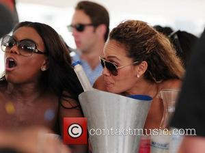 VH1 Basketball Wives cast Evelyn Lozada  AMG Beach Polo World Cup - Day 3 Miami Beach, Florida - 23.04.11