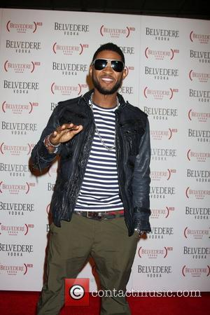 Usher Embroiled In Song Rights Scandal