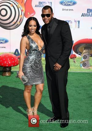 Flo Rida and Melyssa Ford The 11th Annual BET Awards held at the Shrine Auditorium - Arrivals Los Angeles, California...