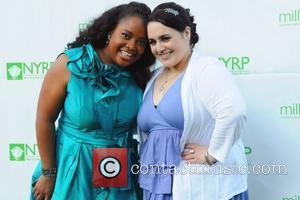 Nikki Blonsky's Dentist Dilemma During Hurricane Irene