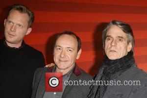 Paul Bettany, Kevin Spacey and Jeremy Irons 61st Berlin International Film Festival (Berlinale) - 'Margin Call' photocall at Grand Hyatt...
