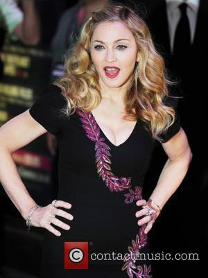 Madonna  The BFI London Film Festival: W.E. - gala screening held at the Empire Leicester Square - Arrivals London,...